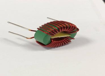 磁环绕线电感
