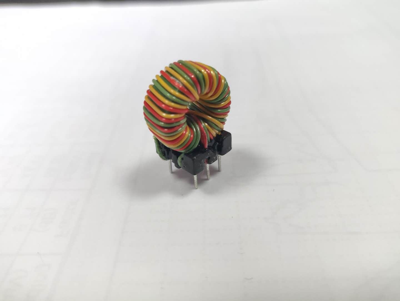 三相磁环电感