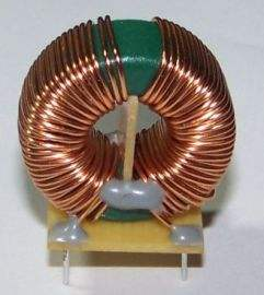 EMC磁环线圈电感