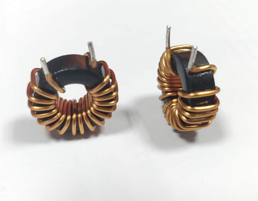 环形线圈电感