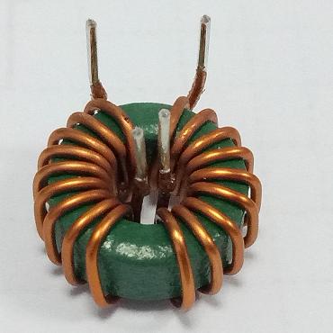 卧式共模磁环电感线圈