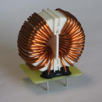 非晶磁环共模电感滤波器