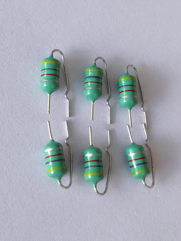 色环电感,电感定制,色环电感0510,电感生产商